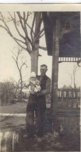 Great grandfather Fulton