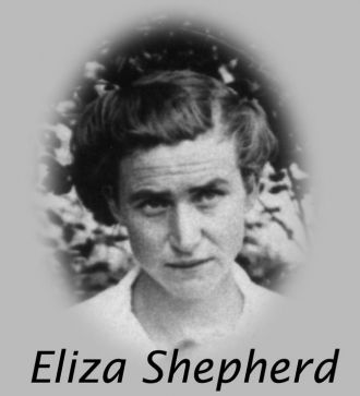 Eliza Dora (Tucker) Shepherd, Virginia