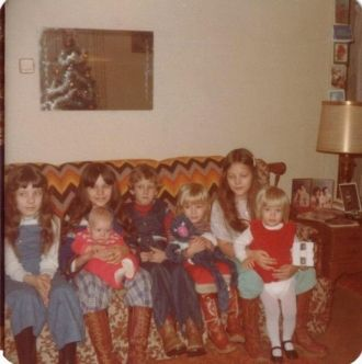 Herschel H Asche's grandchildren