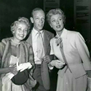 Fred Astaire and Jane Powell and Greer Garson.