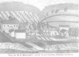 Home of William Hubbard Mallory and Amanda McCoy