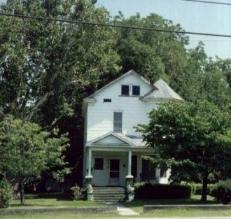 Alexander S. Holden Homestead