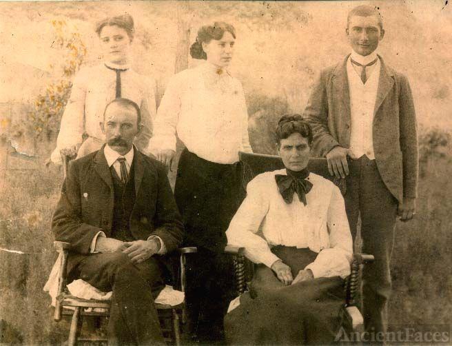 John Wm Spruiell Family