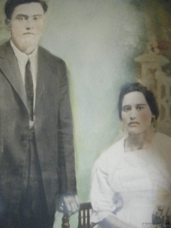 Juanita & Alfonso Machado
