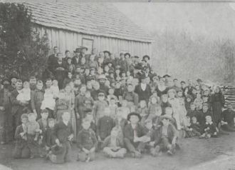 Fry Family Church Group, Missouri