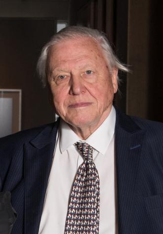 Sir David Frederick Attenborough.