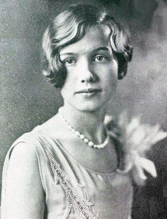 Marjorie Bland, Texas, 1928