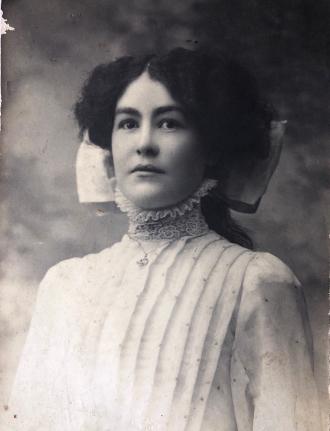 Flora Adelaide Buckler Hunt