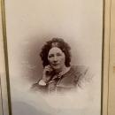 Nancy Amanda Brown (Lyman) born June 18, 1809