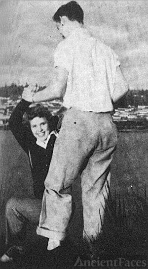 Jackie Thornberg & Dick Casad