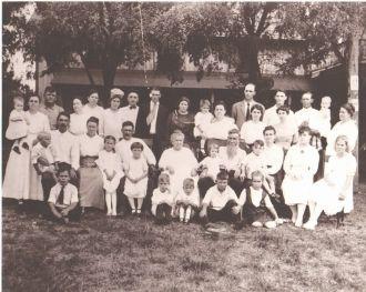 1917 Looney Family Reunion