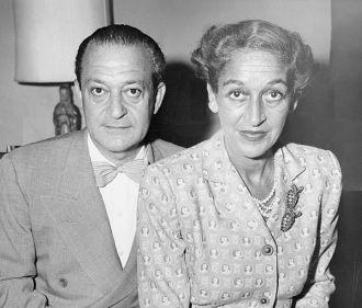 Dorothy Fields and Herbert Fields