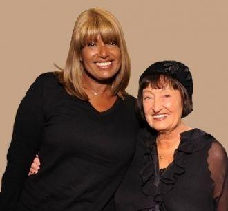 Tracy and Sheila Jordan