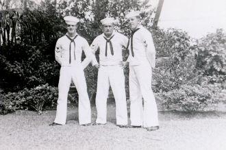 Anthony Kalinowski, Navy