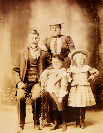 1850's Family Portrait