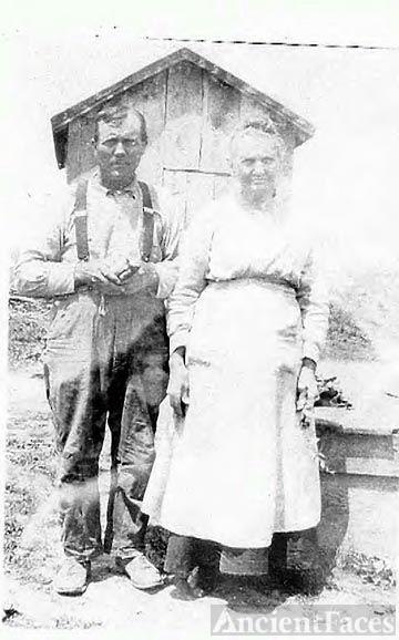 Elzia and Martha Ann Lakes