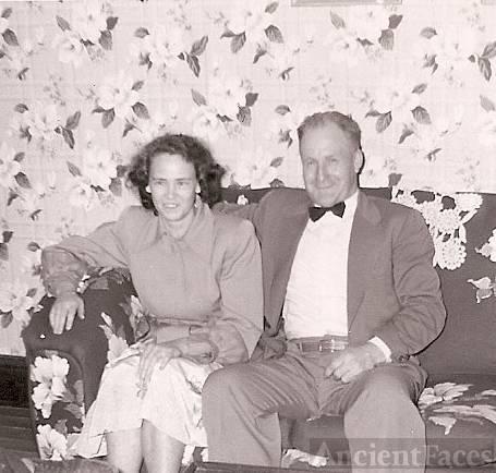 Ethel Hampton & Tearl James Ross