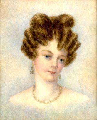 A photo of Ann (Evans) Pepper