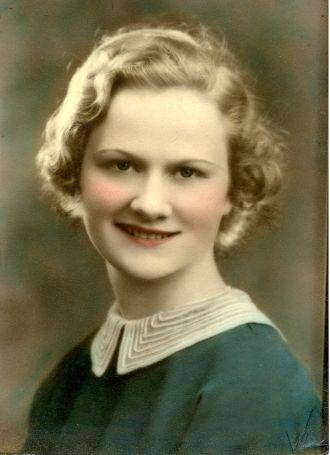 A photo of Catherine Elizabeth (Brady) Clark