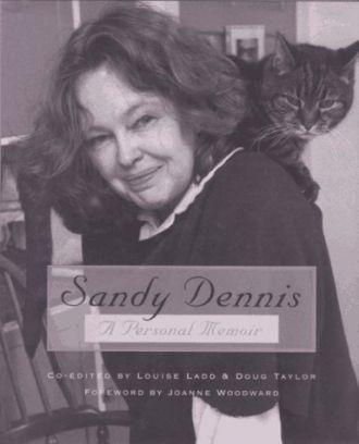 Sandy Dennis Book
