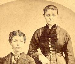 A photo of Samuel Burnard