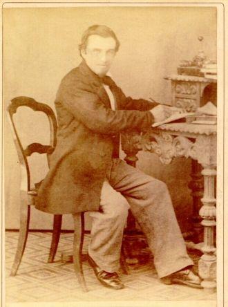 Abraham Baur, OH