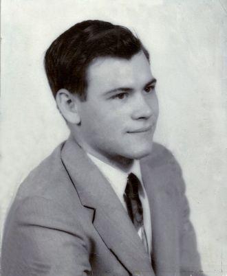 Albert Thomas Turley, Kansas 1954