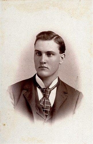 Roscoe Workman Nesmith, 1894