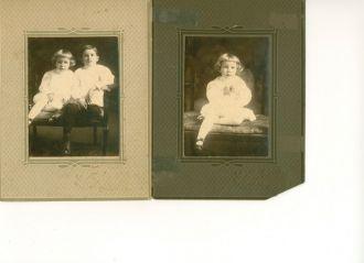 Josephine & Woodrow Wilson