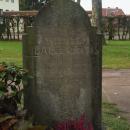 Erna Schlavin Gravesite