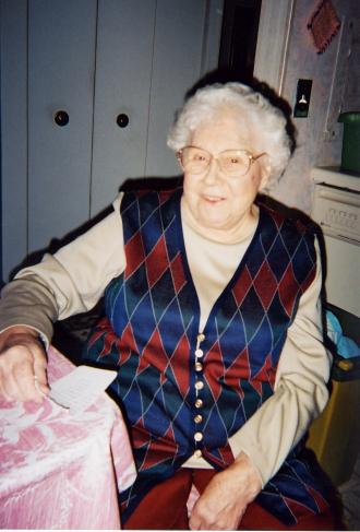 Gertrude H Mueller