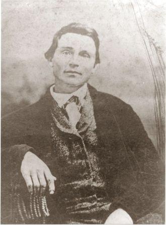John Barker, England, TN & NC