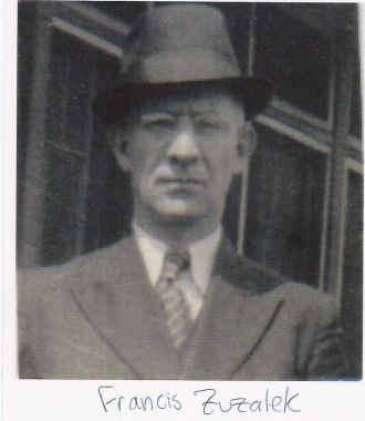 A photo of Francis  Zuzalek