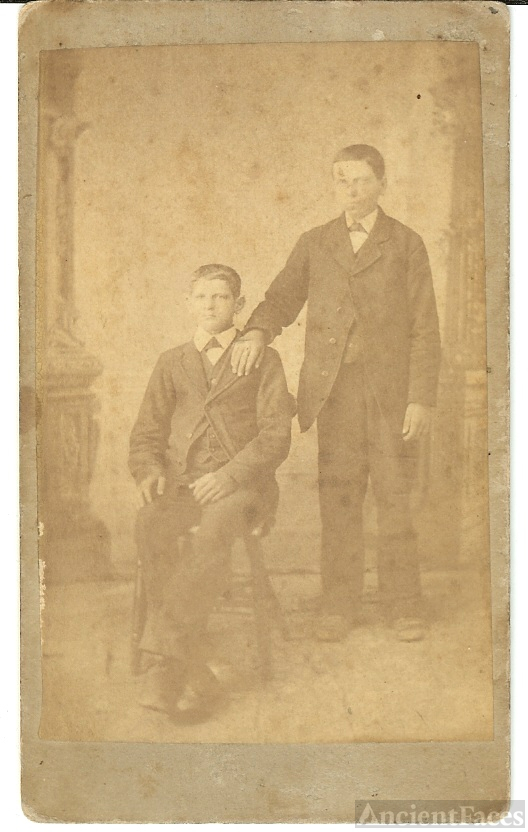 J.D. Dubs and Theo Myers