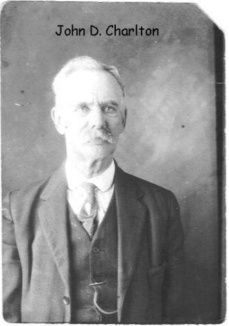 Son of William Hamilton Charlton