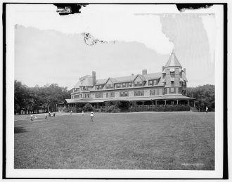 Farragut House, Rye Beach, N.H.