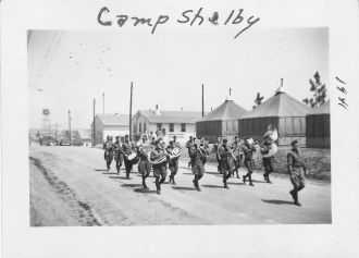 Camp Shelby, 1941