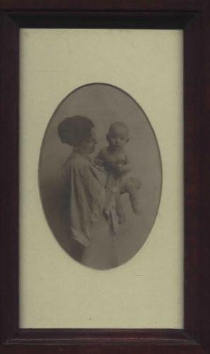 Richard & Florence (Spring) Fink, Ohio 1913