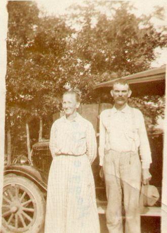 Maggie & Andrew Belcher
