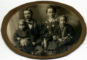 James Trotter Family
