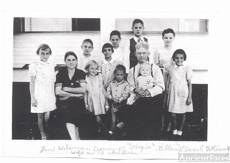 Jim Wileman family