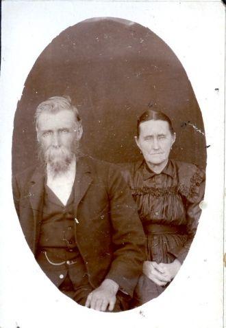 Henry Washington and Elizabeth Garvin