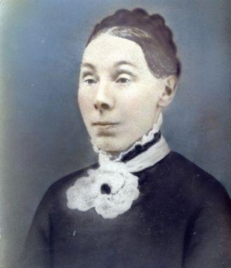 Jane Hosmer (Mansfield) Paul