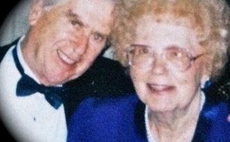 Alice McGarraghy & Patrick Crowley, New York 1995