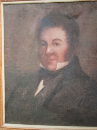A photo of George Alexander Waters