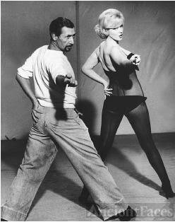 Jack Cole  & Marilyn Monroe