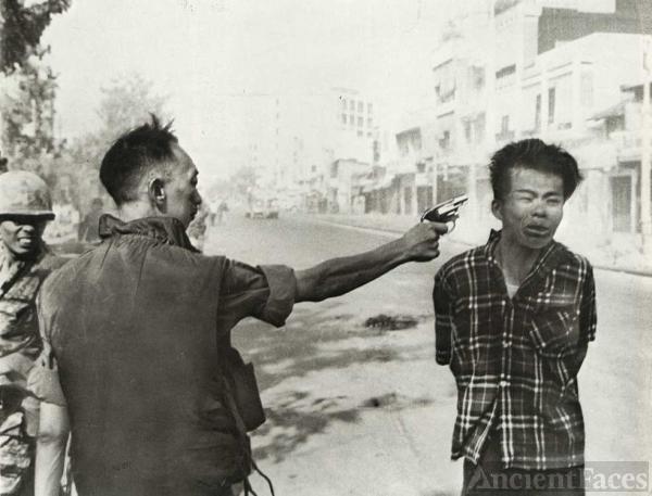 Saigon Shooting, 1968