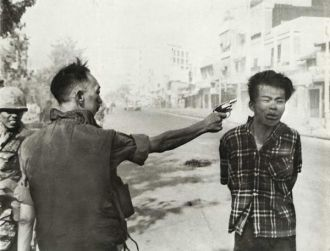 Saigon Shooting, 1968