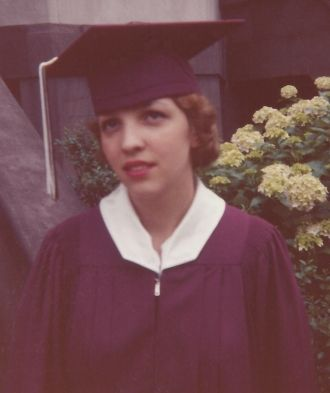 Sandra Amanda Svendsen, Graduation