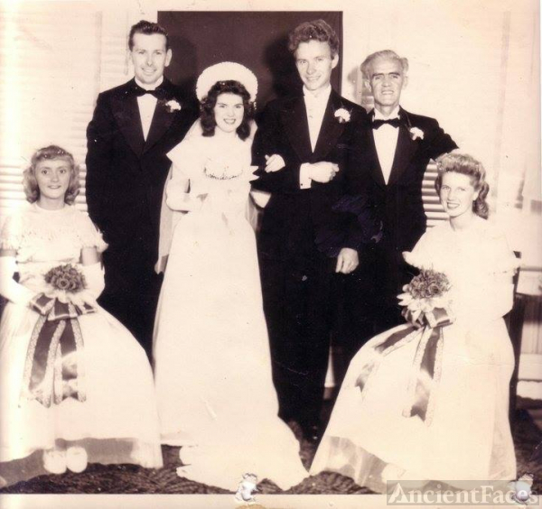 Vincent Michniewicz and Joan Wittman Wedding